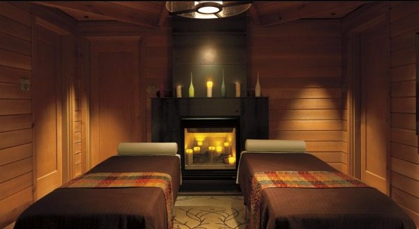 Ritz Carlton Lake Tahoe Spa Couples Massage