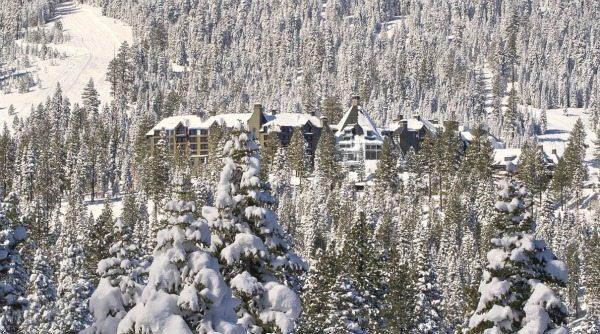 Ritz Carlton Lake Tahoe Winter
