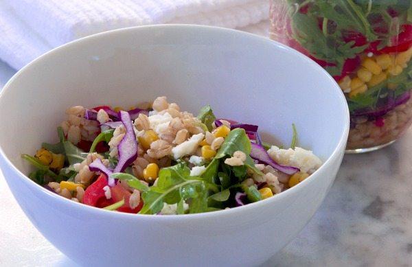 Summer Jar Salad