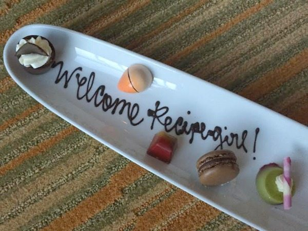 Welcome Ritz Carlton