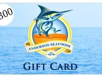 Anderson Seafoods Gift Card