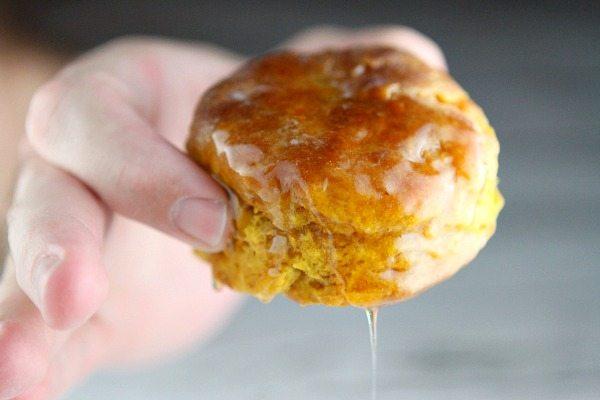 Pumpkin Biscuits Prep 4