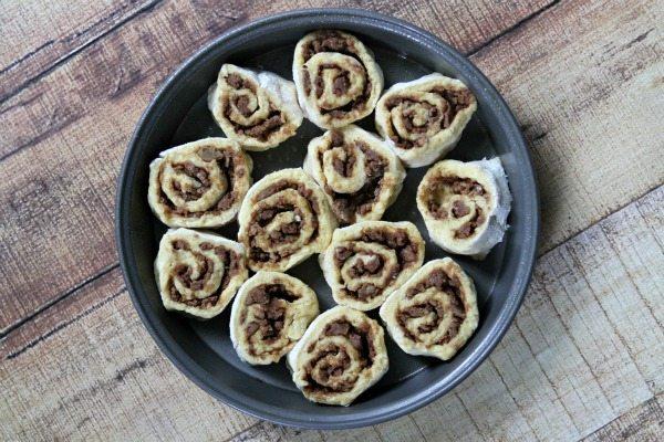 Eggnog Cinnamon Rolls Prep 4