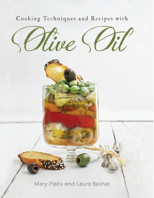 Olive Oil Cookbook