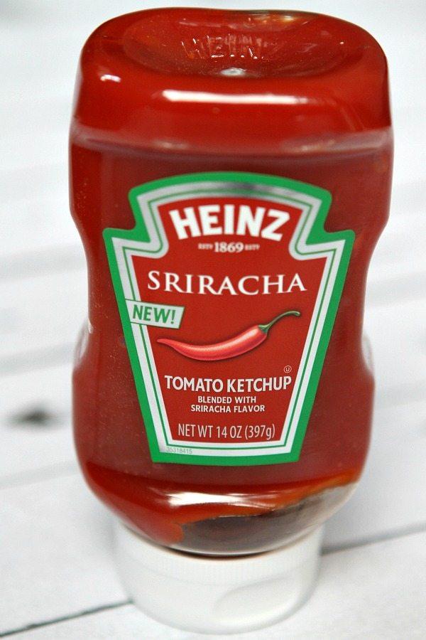 Heinz Sriracha Ketchup