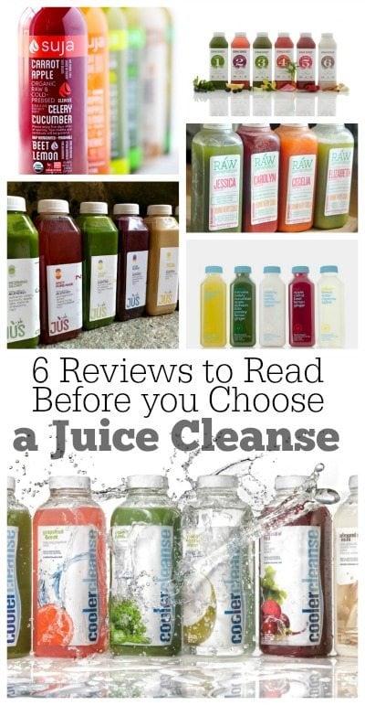 Juice Cleanse Reviews