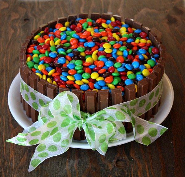 Kit Kat Cake Recipe Girl