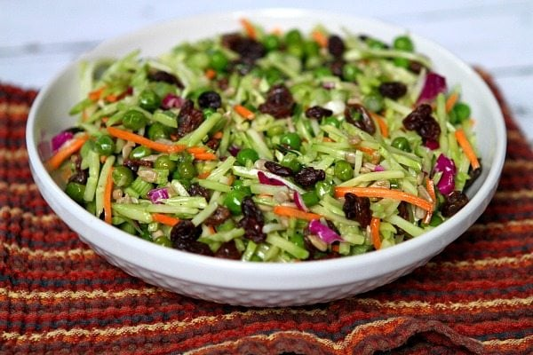 Broccoli Slaw - Recipe Girl