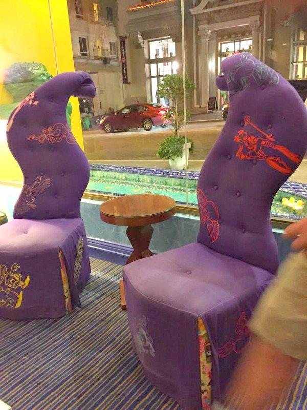 Hotel Triton Lobby 2