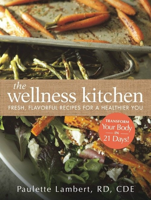 cover of The Wellness Kitchen Cookbook