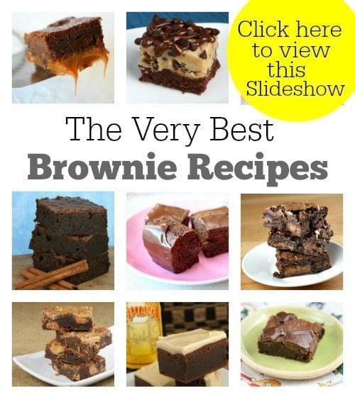 Best Brownie Recipes Slideshow
