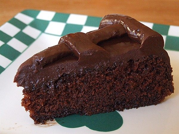 Chocolate Guinness Stout Cake