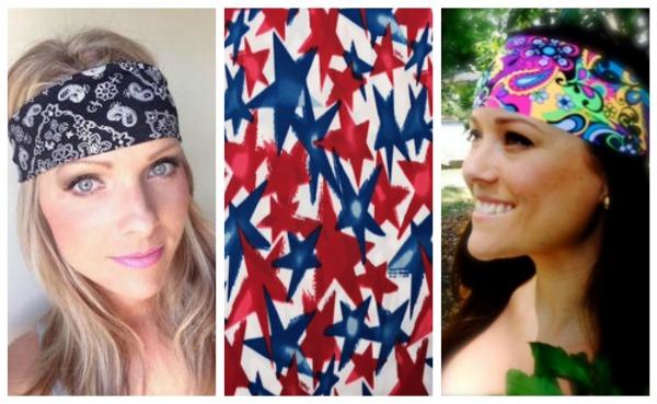 Hippie Runner Headbands