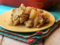 Irish Apple Crisp
