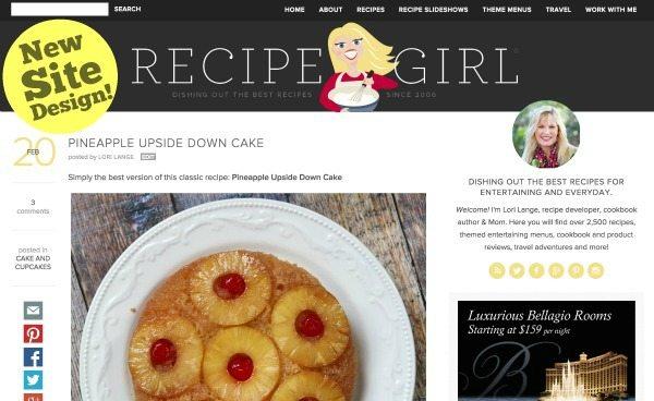 RecipeGirl.com 1
