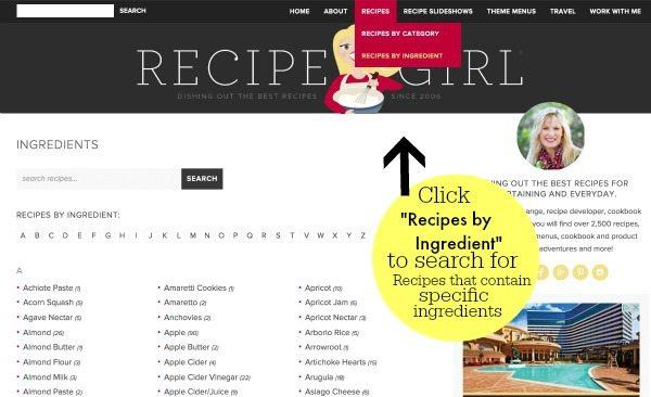 RecipeGirl.com 4