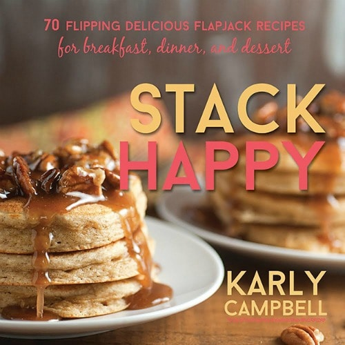 Stack Happy cookbook cover