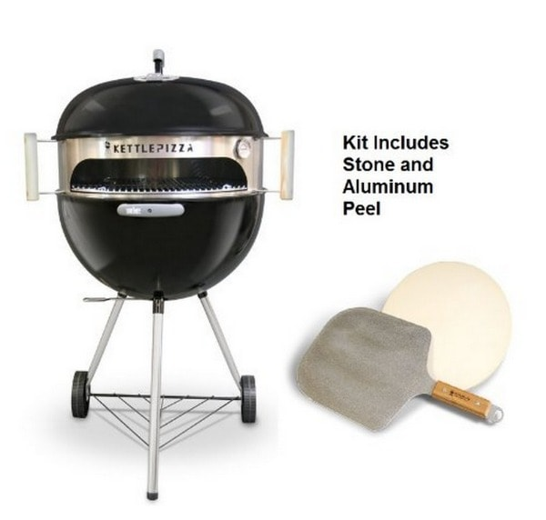Kettle Pizza kit