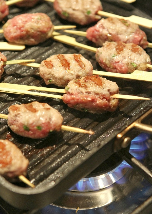Lamb Kofta Recipe -