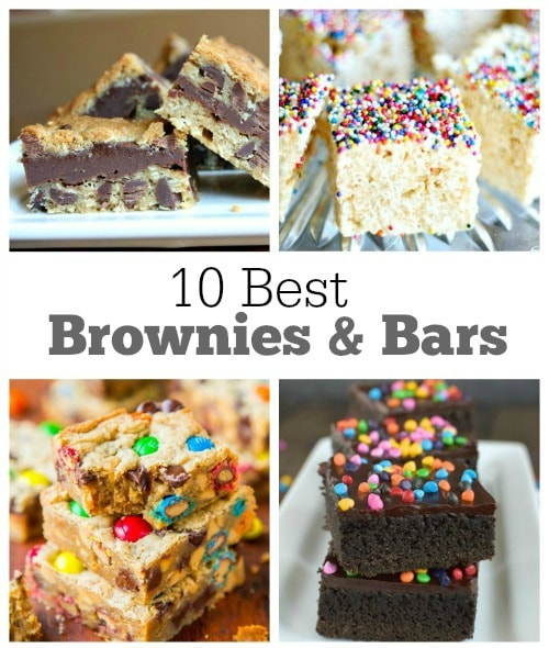 10 Best Brownies and Bars