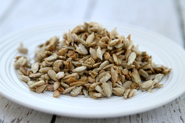 Candied Sunflower Seeds