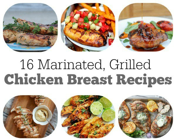 Marinated Chicken Breast Recipes