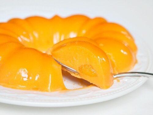 Orange Sherbet Jello Salad
