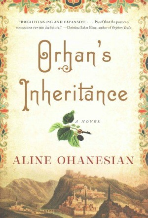Novel Visits' The First 12 Books I Ever Reviewed - Orhan's Inheritance by Aline Oilanesian