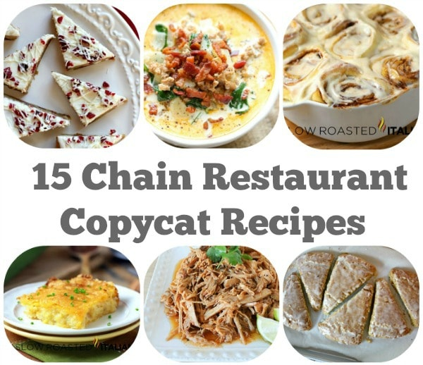 Restaurant Copycat Recipes Crop