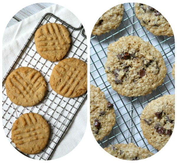 gluten free dairy free cookie recipes