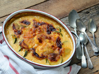 Cheesy Summer Squash Gratin 1