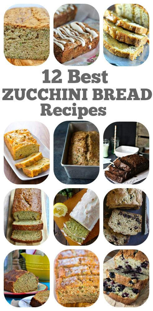 12-Best-Zucchini-Bread-Recipes