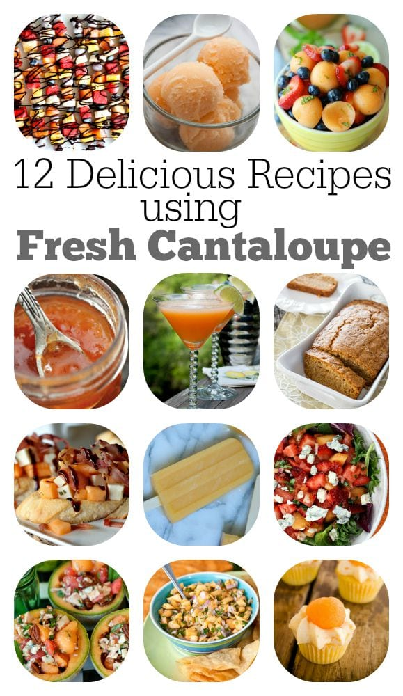 Cantaloupe-Recipes