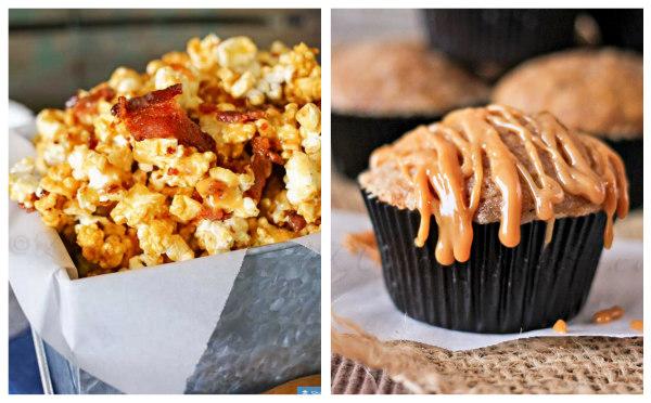 Caramel Themed Recipes