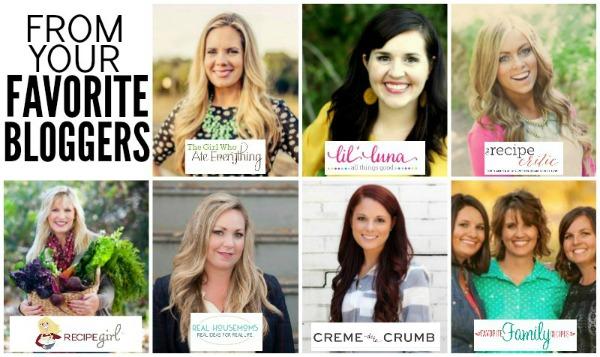 Favorite Bloggers