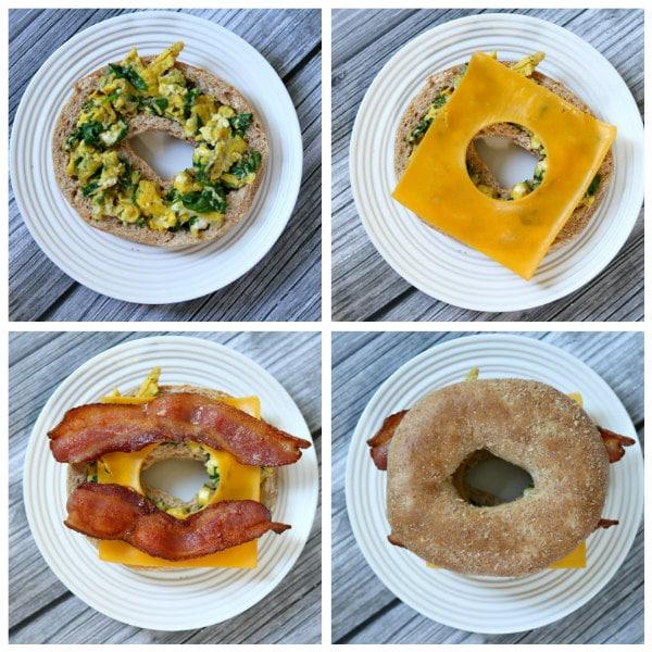 Make Ahead Breakfast Sandwiches Prep 4