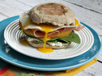 Protein Packed Breakfast Sandwiches