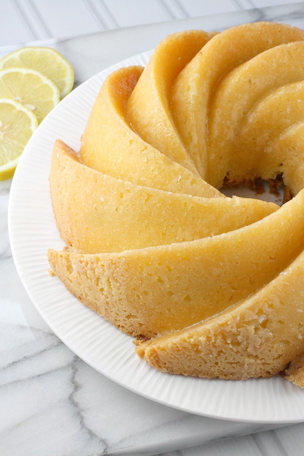 7 Up Pound Cake Recipe -