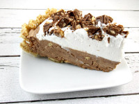 Candy Bar Pie