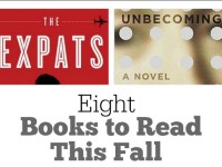 Eight Books to Read