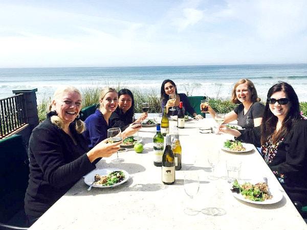 Lunch in Monterey
