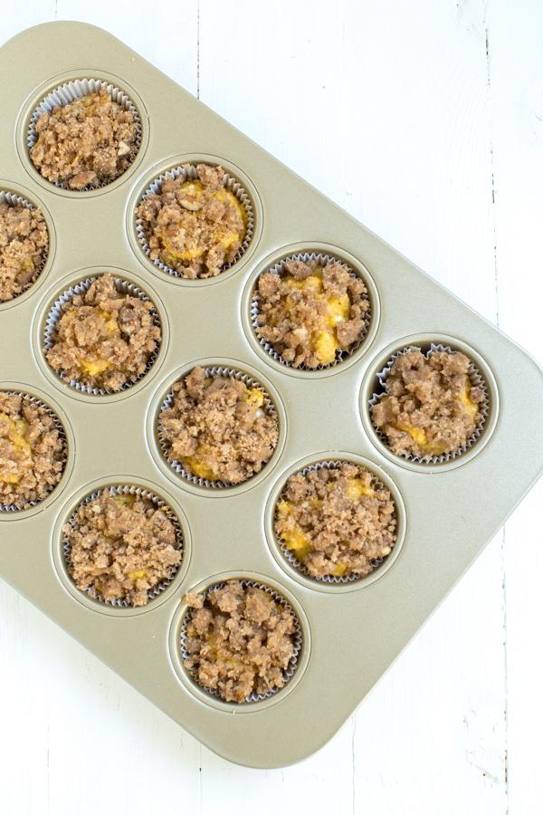 Pumpkin Coffee Cake_Muffins