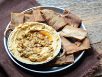 Roasted Butternut Hummus with Toasted Pepitas 1