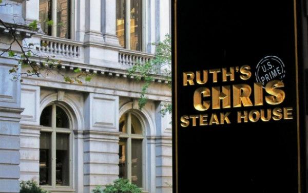 Ruths Chris Boston