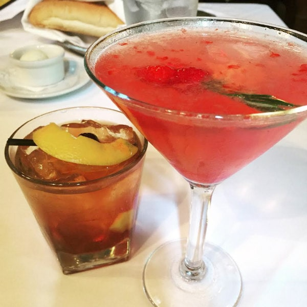 Ruths Chris Cocktails