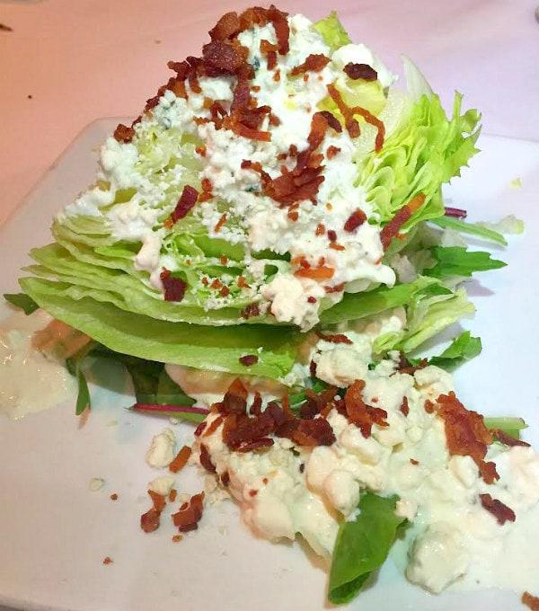 Ruths Chris Salad 1