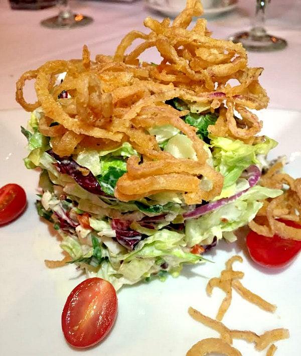 Ruths Chris Salad 2