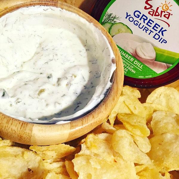 Sabra Greek Yogurt Dip
