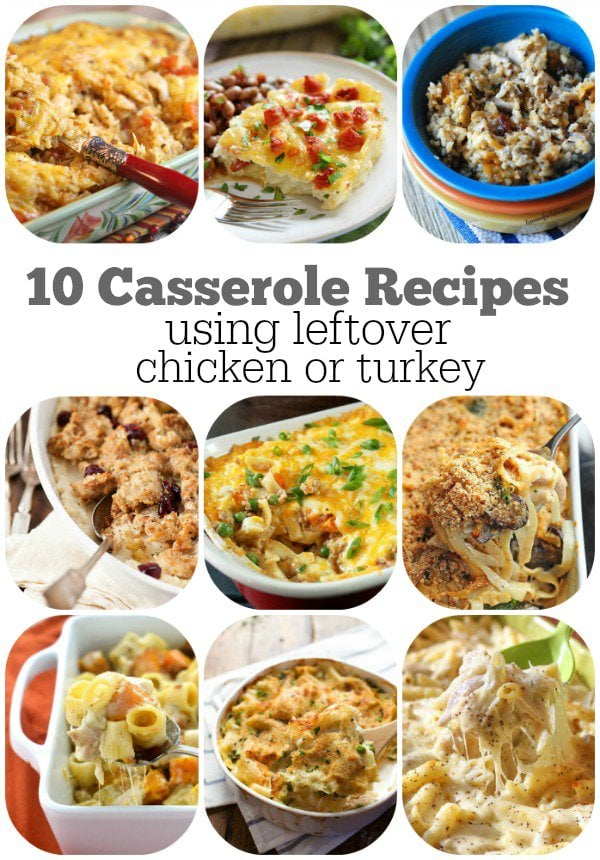 10-Casserole-Recipes-Using-Leftover-Chicken-or-Turkey
