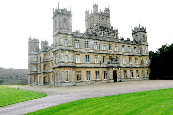 Highclere Castle and Downton Abbey- Behind the Scenes